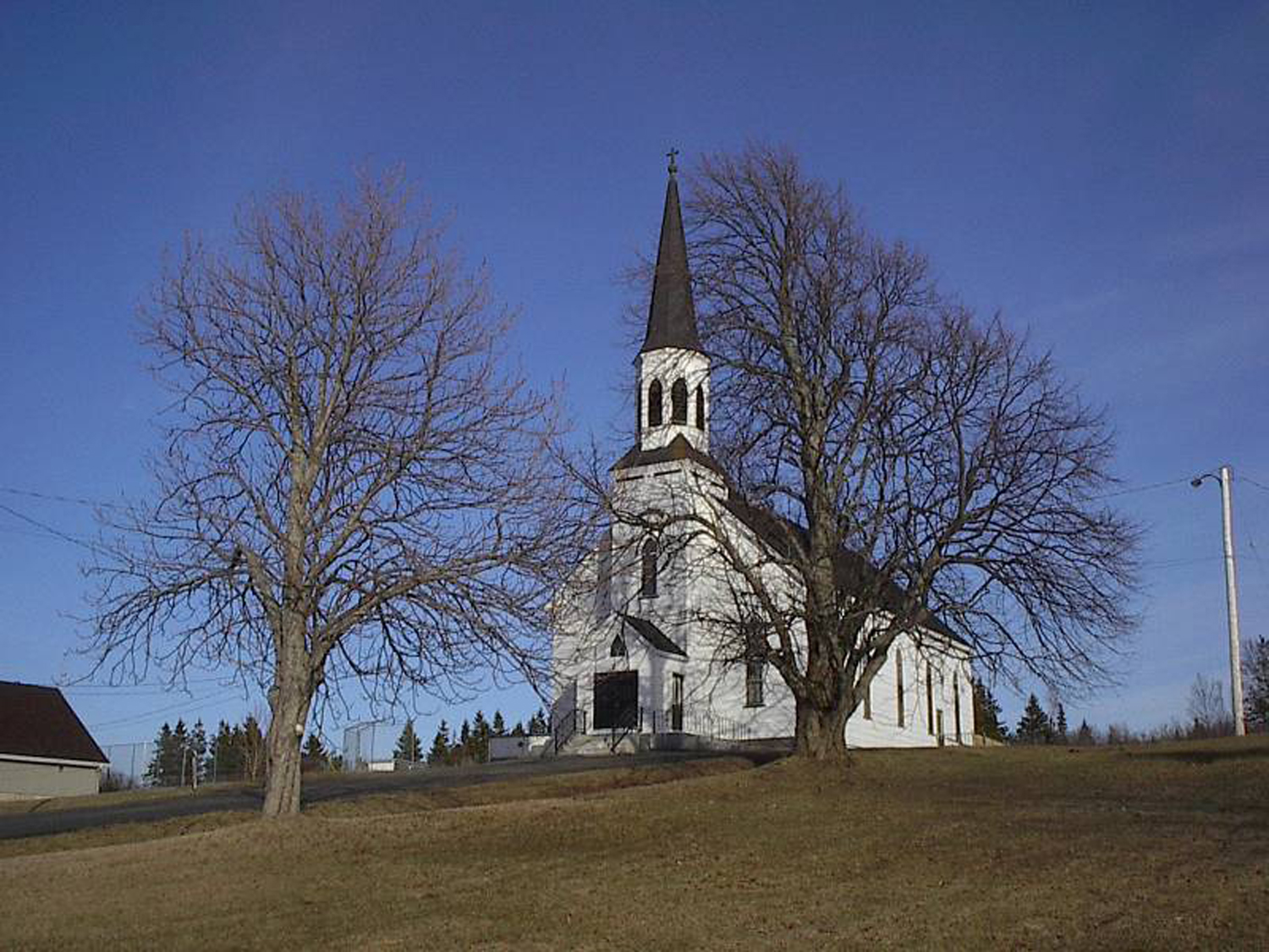 St. Mary's Church, Big Pond